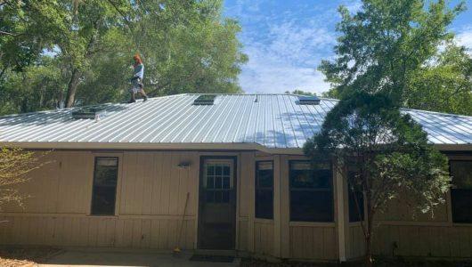 352 Roofing Metal Roof